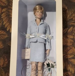 Diana, The People's Princess Doll & Accessories